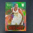 2012-13 Select Green Prizm Industry Summit Exclusive Basketball Cards 8