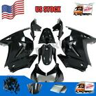 Fairing Kit for Kawasaki Ninja 250R 2008 2012 Glossy Black Injection Bodywork f0