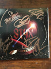 The Mission  by Styx cd w/ signed cd  by Tommy Shaw and others