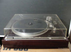 Hitachi Lo D HT 500 Turntable Full Auto Player Vinyl Engine Tested Working Order