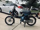 PICK UP ONLY 1982 HONDA EXPRESS NC50 MOTORIZED BICYCLE MOPED SCOOTER