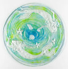 Round Mermaid Texture Mold DT36 Glass Fusing