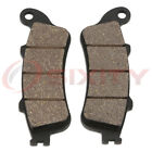 Front Ceramic Brake Pads 2004-2007 Honda NSS250AS Reflex Sport ABS Set Full mu