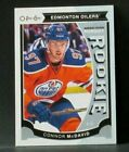 Connor McDavid Rookie Card Gallery and Checklist 47
