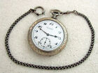 Cortebert CAL544 Antique 1900s Swiss Amazing Art Deco Pocket Watch SERVICED