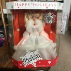 Barbie Collector Doll 1989 Happy Holidays Special Edition 3523