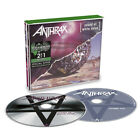 Anthrax Sound Of White Noise Stomp 442 Double CD Classic Series Thrash Metal New