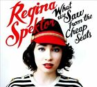 Regina Spektor : What We Saw from the Cheap Seats CD (2012)