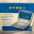 Dynex Portable DVD Player 7 Screen DX PDVD7A Tested INV1201