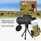 High Power 40X60 HD Monocular Telescope Shimmer lll Night Vision Outdoor Camping