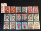 2016 Topps Garbage Pail Kids Best of the Fest Sticker Cards - Final Print Runs Added 4