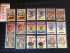 2016 Topps Garbage Pail Kids Riot Fest Trading Cards 5