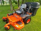 2018 Kubota Z726x 60in Zero Turn Only 68hrs!! With Collection System Susp Seat