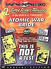 Atomic War Bride This Is Not a Test DVD 2002 Special Edition