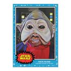 2019 Topps Living Nien Nunb #2 A New Hope Star Wars 1977 Series 1 Design PS