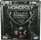 Hasbro NEW * Game of Thrones Monopoly * Board Game 2-6 Players IN STOCK