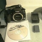 Used Canon EOS XTi 400D 101MP25LCD DSLR+AccessoriesVery Good