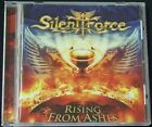 Silent Force - Rising from Ashes CD (2013, AFM Records) Import