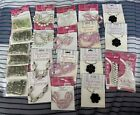 Jewelry Making Lot of 60 Bags Assorted Beads Fashion Glass Magnetic Naturals NEW