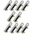 10-Pack Thermal Fuse for Maytag MDE MDG MLE MLG Series Dryers, ET4013388651