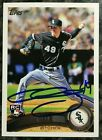 Chris Sale Rookie Cards and Prospect Card Guide 33