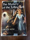 1st edNancy Drew Book The Mystery of the Tolling Bell Carolyn Keene 1946 23