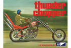 MPC Models 835 Thunder Chopper Custom Motorcycle Plastic Model Kit 1/8th ScaleHH