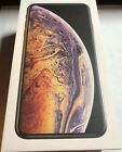 NEW SEALED Apple iPhone XS Max 512GB GOLD FACTORY WORLDWIDE UNLOCKED