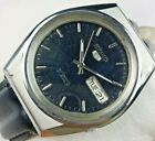 VINTAGE SEIKO 5 7S26A 21J AUTOMATIC MENS  JAPAN  ORIGINAL DIAL WRIST WATCH C0527