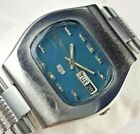 VINTAGE SEIKO5 6119C 21J AUTOMATIC MENS  JAPAN ORIGINAL DIAL   WRIST WATCH C0582