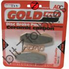 Brake Pads Goldfren Front Right MBK XC 125 Flame X NXC 2004-2010