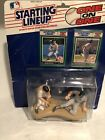 1989 Starting Lineup One on One WADE BOGGS ~~ DON MATTINGLY ( NEW )