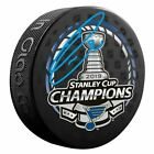 Ryan O'Reilly Blues Signed 2019 Stanley Cup Champions Logo Hockey Puck Fanatics.
