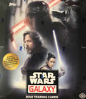 2018 TOPPS STAR WARS GALAXY hobby box Factory Sealed 2 HITS w 1 AUTOGRAPH