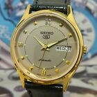 SEIKO 5 AUTOMATIC MENS WRIST WATCH 17 J 33 MM SMALL WATCH MADE IN JAPAN WATCH