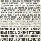 Idea Ology Chipboard Quote Chips 58 Pkg Word  Phrases 625X75 040861935639