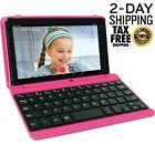 360 Touchscreen Tablet PC Laptop Quad Core Google WiFi 16G Girls Pink NEW