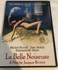 La Belle Noiseuse 2 DVD set 2004 Michel Piccoli E Beart Jacques Rivette