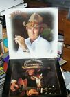 LOT 2 DON WILLIAMS Vinyl Lps EXPRESSIONS VG and PORTRAITS SEALED