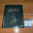 ZAC EFRON SIGNED THE GREATEST SHOWMAN FULL 107 PAGE MOVIE SCRIPT w BECKETT COA