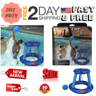 Ball Games Basketball Hoops Inflatable Basketball Set Perfect Game For Summer