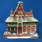Department 56 North Pole Series North Pole Express Depot Heritage Village 56278