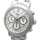 Free Shipping Pre-owned Chopard MilleMiglia Chronograph Jacky Ickx Limited Model