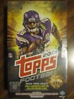 Factory Sealed Hobby Box - 2013 Topps Football Cards