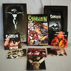 Samhain Box Set COMPLETE with CDs, VHS, Comic, Booklet- LIKE NEW! Danzig Misfits