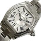Auth CARTIER W62016V3 Roadster SM Women Stainless SteelxStainless Steel Watches