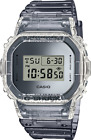CASIO G-SHOCK Semi Transparent the look of the 80's WATCH DW5600SK-1