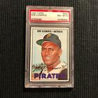 1967 TOPPS #400 BOB ROBERTO CLEMENTE *VINTAGE PSA 8 EX-MT CENTERED* PIRATES