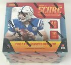 2019 SCORE Football Panini Unopened HOBBY BOX Barry Sanders Rookie Buy Back Auto