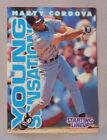 1996 Starting Lineup Marty Cordova Twins Baseball Card
